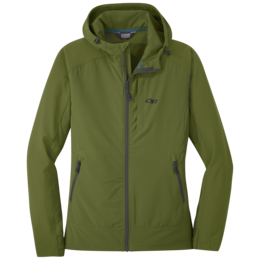 OR Women's Ferrosi Hooded Jacket seaweed