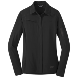 OR Women's Ferrosi Shirt Jacket black