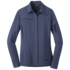OR Women's Ferrosi Shirt Jacket steel blue