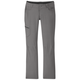OR Women's Ferrosi Pants - Short pewter