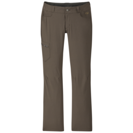 OR Women's Ferrosi Pants - Regular mushroom