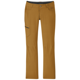 OR Women's Ferrosi Pants - Regular curry