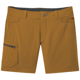 "OR Women's Ferrosi Shorts -5"" Inseam curry"