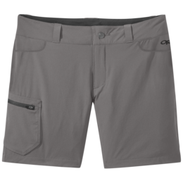 "OR Women's Ferrosi Shorts -7"" Inseam pewter"