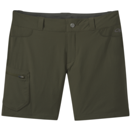 "OR Women's Ferrosi Shorts -7"" Inseam fatigue"