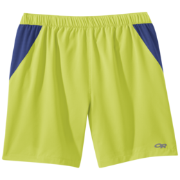 OR Men's Windward Shorts chartreuse/baltic