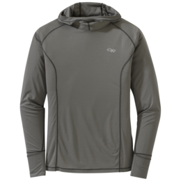 OR Men's Echo Hoody pewter