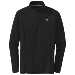 OR Men's Echo Quarter Zip black