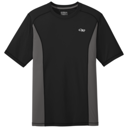 OR Men's Echo S/S Tee black/pewter