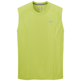 OR Men's Echo Tank chartreuse