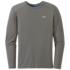 OR Men's Deception L/S Tee pewter