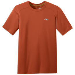 OR Men's Deception S/S Tee burnt orange