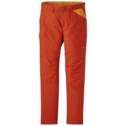 OR Men's Quarry Pants burnt orange