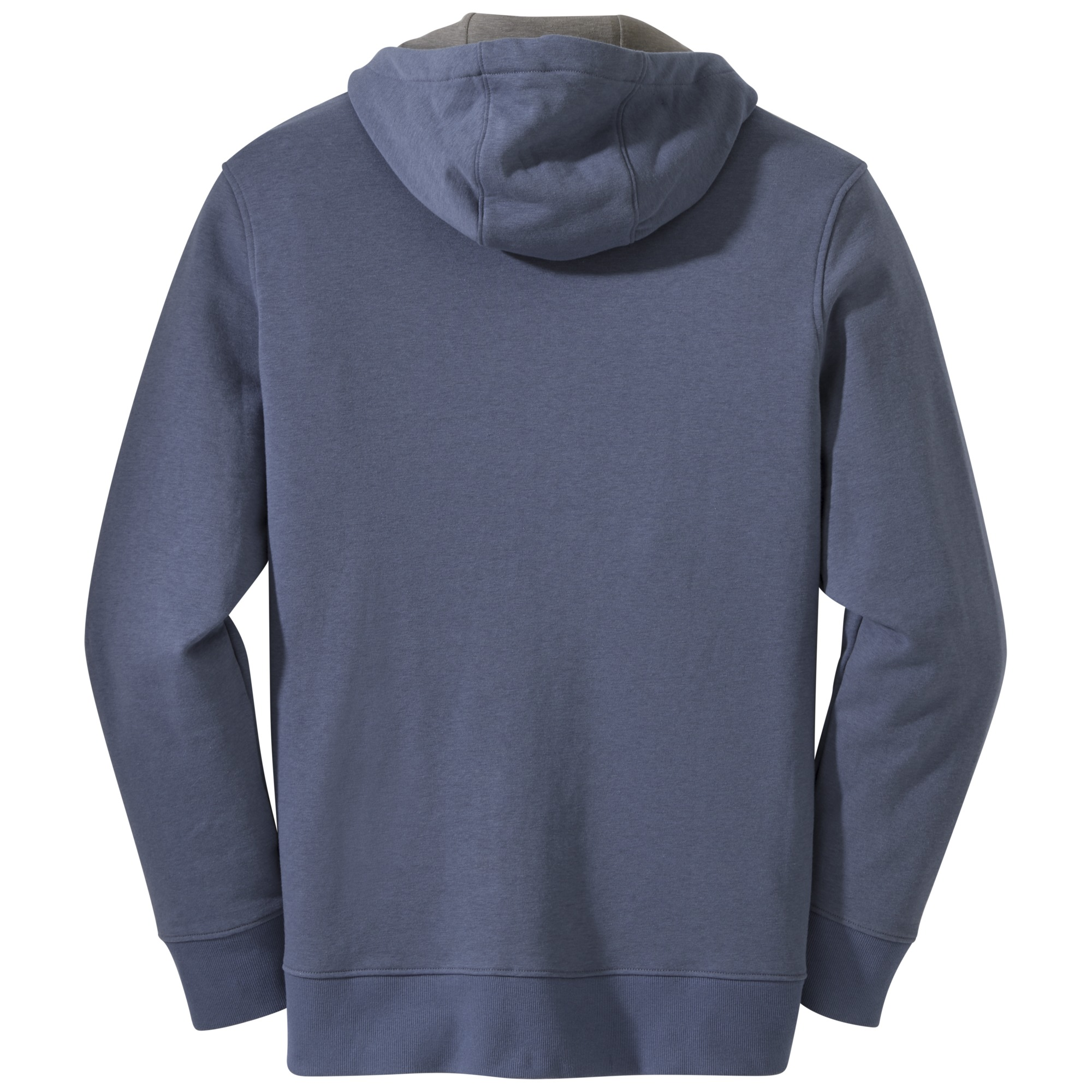 Aspiring Mens Hoody Black And Grey With Zips At Neck Incorrectly Sized Hoodies & Sweatshirts Clothing, Shoes & Accessories