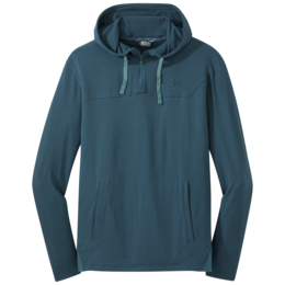 OR Men's Red Rock Hoody peacock