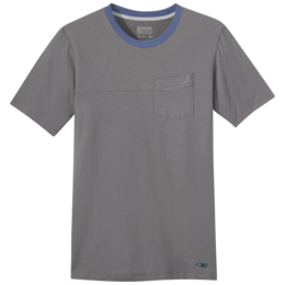 OR Men's Axis S/S Tee pewter
