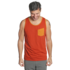 OR Men's Axis Tank burnt orange