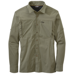 OR Men's Baja Sun L/S Shirt fatigue check