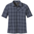 OR Men's Astroman S/S Sun Shirt steel blue