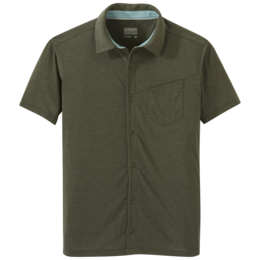 OR Men's Clearwater S/S Shirt juniper