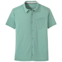 OR Men's Clearwater S/S Shirt seaglass