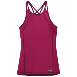 OR Women's Echo Tank sangria