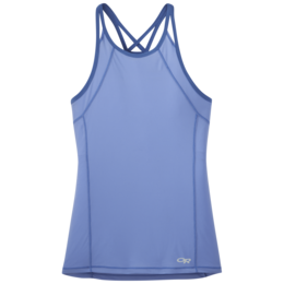 OR Women's Echo Tank hydrangea