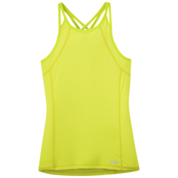 OR Women's Echo Tank chartreuse