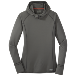 OR Women's Echo Hoody pewter