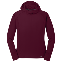 OR Women's Echo Hoody garnet