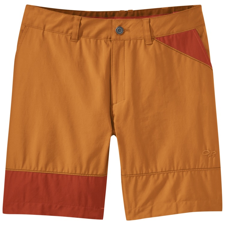 Women S Quarry Shorts Pumpkin Outdoor Research