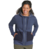 OR Women's Cam Full Zip Hoody steel blue