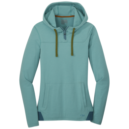 OR Women's Red Rock Hoody seaglass