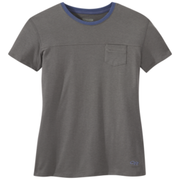 OR Women's Axis S/S Tee pewter