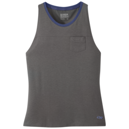 OR Women's Axis Tank pewter