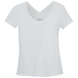 OR Women's Etesian S/S Tee white