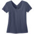 OR Women's Etesian S/S Tee steel blue
