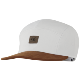 OR Murphy 5 Panel Hat white/curry