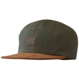 OR Murphy 5 Panel Hat juniper/curry