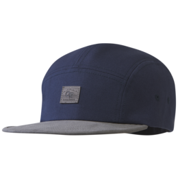 OR Murphy 5 Panel Hat naval blue/pewter