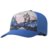OR Alpenglimmer Trucker Hat lapis