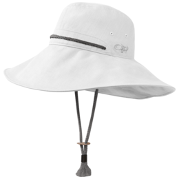 OR Women's Bugout Mojave Sun Hat white
