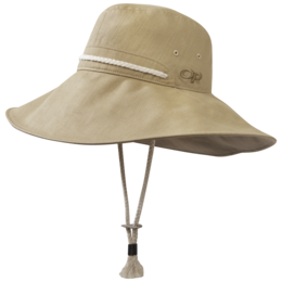 OR Women's Bugout Mojave Sun Hat khaki