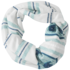 OR Bugout Infinity Scarf white/peacock/seaglass