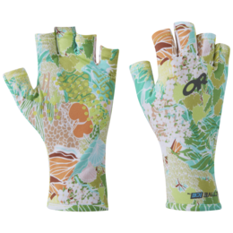 OR ActiveIce Spectrum Sun Gloves,Printed wildland