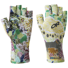OR ActiveIce Spectrum Sun Gloves,Printed winter wildland