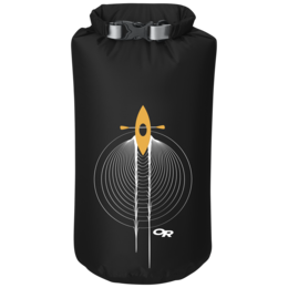 OR Graphic Dry Sack 10L Wakes black