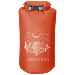 OR Graphic Dry Sack 10L Moonshine bahama