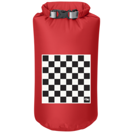 OR Graphic Dry Sack 35L Checkers hot sauce