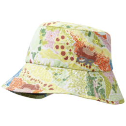 OR Women's Solaris Sun Bucket, Printed wildland
